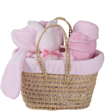 Clair De Lune Polly Honeycomb Gift Set - Pink